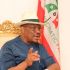 """""""We Stopped Oshiomole, Other Political Armed Robbers From Stealing Our Mandate – Gov. Wike"""