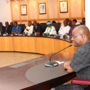 Coronavirus: Governor Wike Meets Religious Leaders
