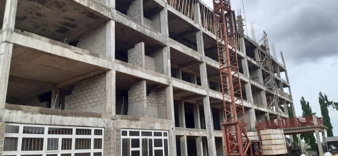 Okowa's Daring Tackle On The Housing Challenge