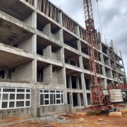Okowa's Daring Tackle On The Housing Challenge