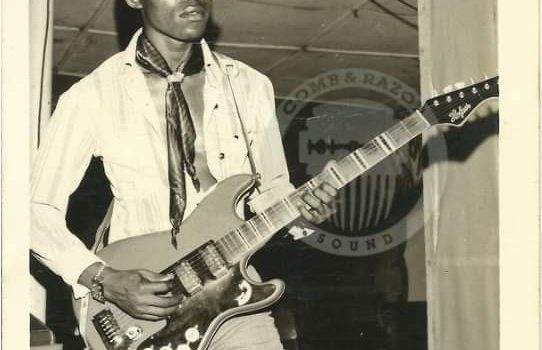 Berkley Ike Jones, Lead Guitarist Of The 70s Soul Group, The Funkees, Bows Out At 72