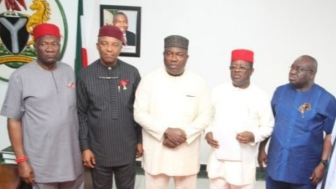 Ohanaeze, South East Governors Set Up 50-member Committee Of Experts For Development Of Igboland
