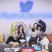 2.2 Million People set new record for views tuning in to BLACKPINK X #TwitterBlueroom