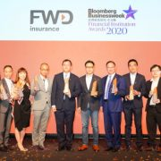 FWD shines at Bloomberg Businessweek Financial Institution Awards 2020 with 11 prizes