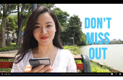COVID-19 fighter: Don't miss out with Việt Nam News' new app!