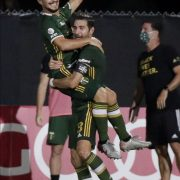 Timbers Fell Union, Sail Through To MLS Tournament Final