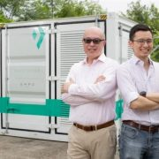"Chinachem Group first to introduce ""Enertainer"" to promote clean energy use on construction sites"