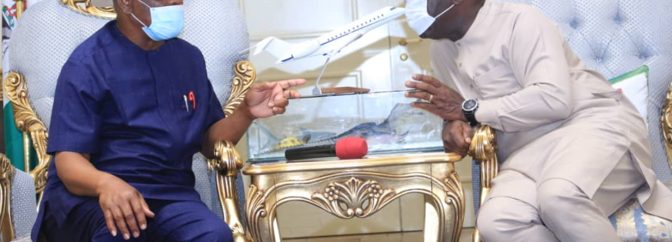 Support I Got From Wike Paid Off – Obaseki