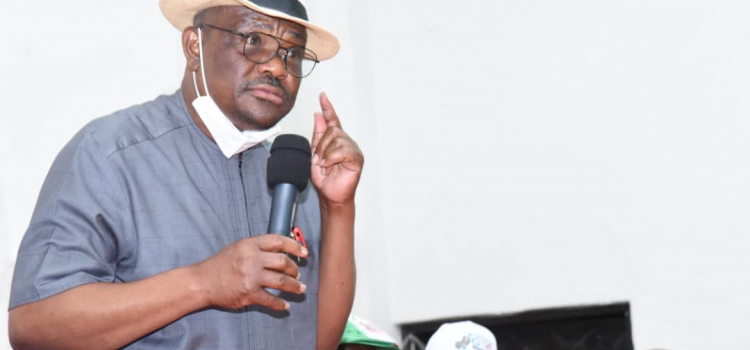 Own up The Failure Of The APC Federal Government, Wike tells Progressive Governors