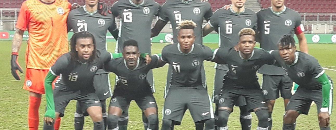 Nigeria, Tunisia Settle For 1-1 Draw In Austria