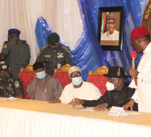 Governors, People Of South-South Demand Restructuring, Fiscal Federalism