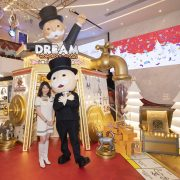 """Hang Lung Properties Proudly Presents – """"'Dream' the Monopoly Dreams"""" Christmas Campaign"""