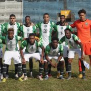 Cameroon–bound Eagles Prepare For Fanfare With Crocodiles In Lagos