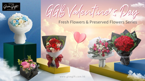 Give Gift Boutique Predicts A Sales Boom of Preserved Flowers on Valentine's Day Due to The Growing Demand of Floral Gifts During COVID-19