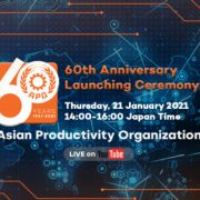 Asian Productivity Organization (APO) Commences Productivity Diamond Jubilee Launching Ceremony