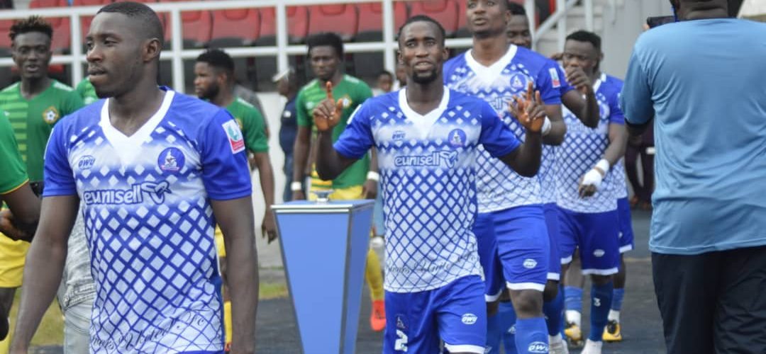 Rivers United 3-0 Kwara United: Afonja Warriors Get Drowned In Port Harcourt