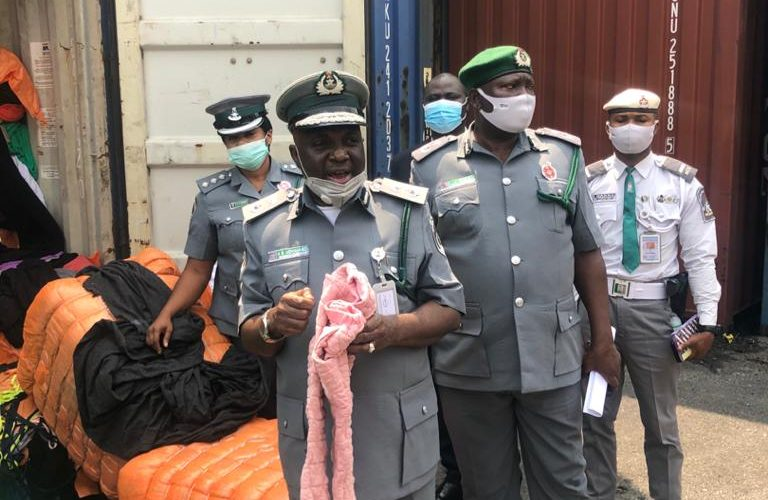 Nigeria Customs Service Generates N118.9bn From Onne Port In 2020 – Controller