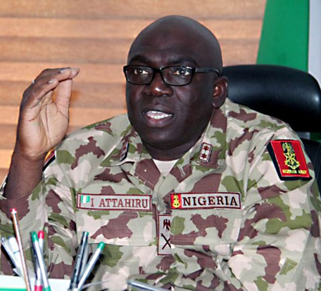 Hold Ihejirika, Dambazau, Buratai, Others Responsible For Arms Purchase, COAS Tells Reps