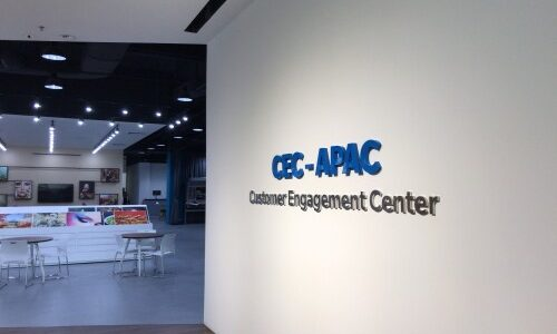 Opening of Konica Minolta's Newest Customer Engagement Center in APAC