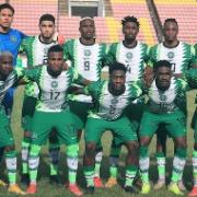 FIFA World Cup Qatar 2022 Race: 22 Eagles Train In Lagos As Les FauvesArrive