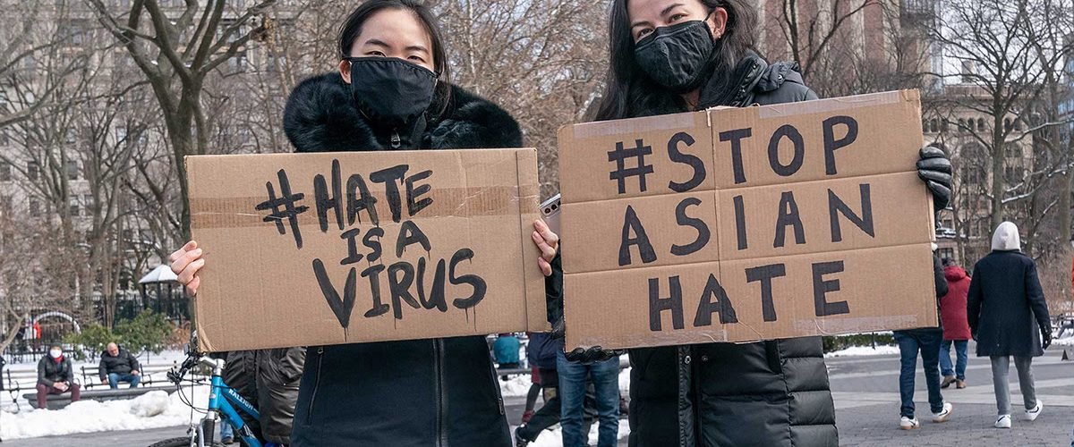 Why The Rise In Anti-Asian Violence Is A Call To Confront America's Legacy Of Racism