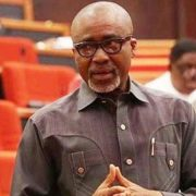 Insecurity: Nobody takes Buhari Serious, Even The Service Chiefs — Abaribe