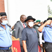 How Airforce Diverted Two Armoured Helicopters Procured To Fight Oil Theft, Piracy – Wike