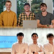 Team ProTag from New Zealand and Team Threeotech from Thailand from Asia advance to Microsoft's Imagine Cup World Championships in May