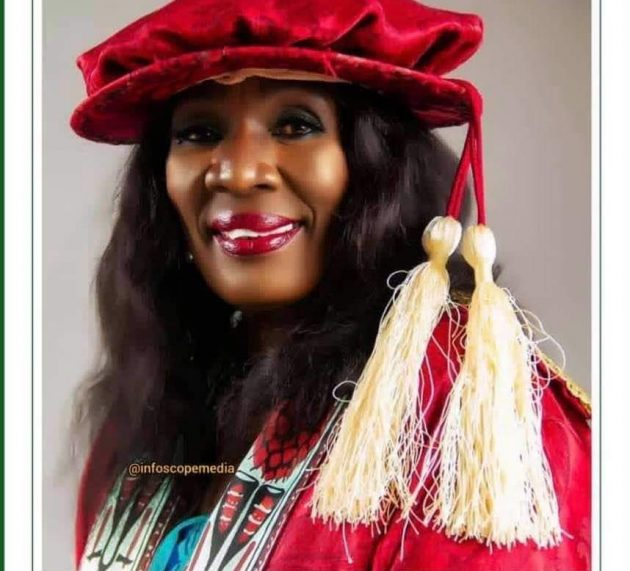 Oti Elected First Female Vice Chancellor Of FUTO