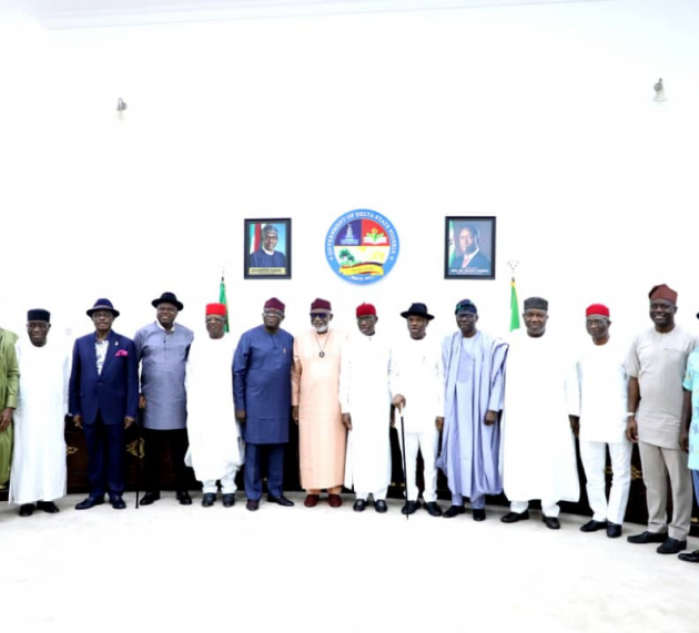 Southern Governors Call For National Dialogue To Restructure Nigeria