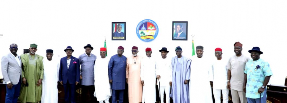 Southern Nigeria Governors Mandate Passage of Anti-grazing Law By Constituent States, Insist On Rotational Presidency