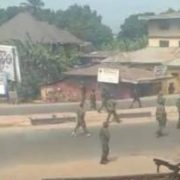 Residents Desert Streets Over Military Shootings In Imo Community