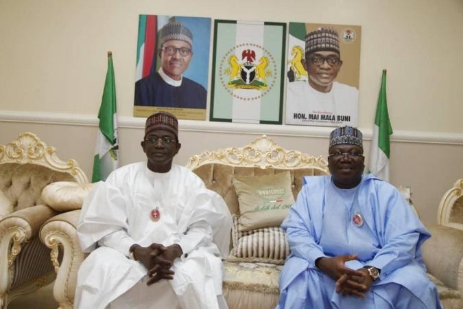 Fresh Crisis In APC As Lawan, Buni Bicker Over 2023 Presidency