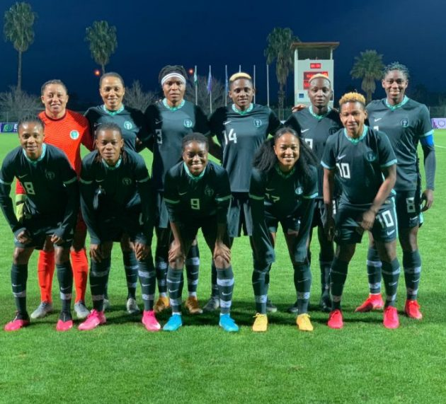 Summer Series 2021: Super Falcons Gallant In 0-2 Loss To USA