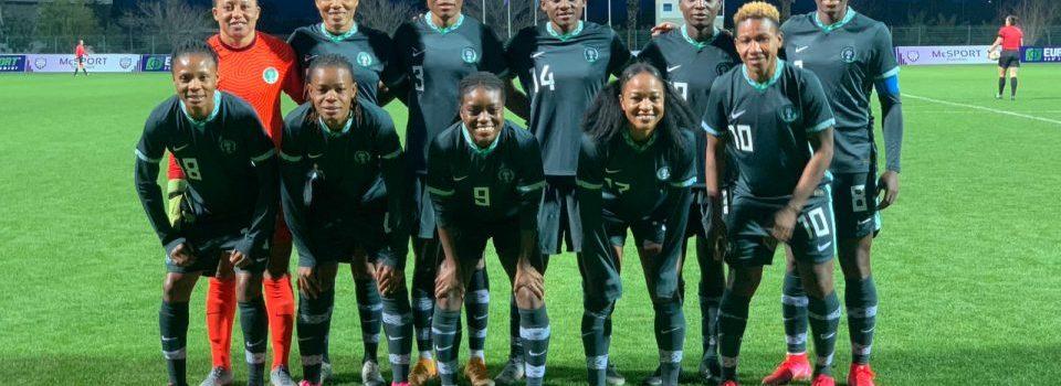 Super Falcons Arrive Austria To Prepare For Aisha Buhari Tourney