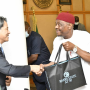 Alleged Insecurity In Rivers, Others Exaggerated – Korean Ambassador
