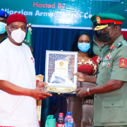 Gov. Wike Urges FG To Make Nigerian Army Strongest In Africa