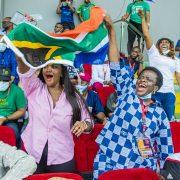 Aisha Buhari Cup:Bayana Bayana Thump Black Queens, Showpiece Reaches Halfway Stage