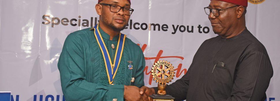 Rotary Club In Yenagoa, Sunshine Chapter Installs New President