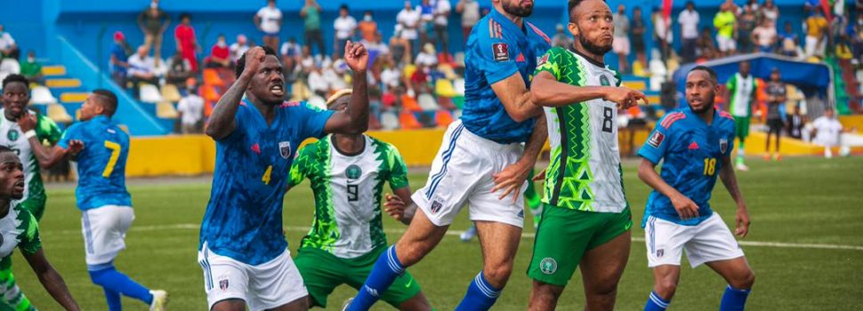 Pinnick Praises Super Eagles For Taking Firm Control Of World Cup Qualification Group