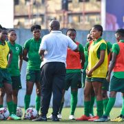 Costa Rica 2022: Falconets Look Beyond CAR Girls To Next Round Of Qualifiers