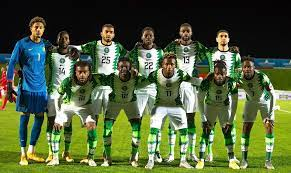 Super Eagles Remain Top Of Group C After 2-0 Defeat Of Les Fauves In Doula